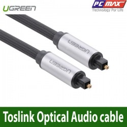 Cable optical audio 1m - chính hãng Ugreen AV108 10539