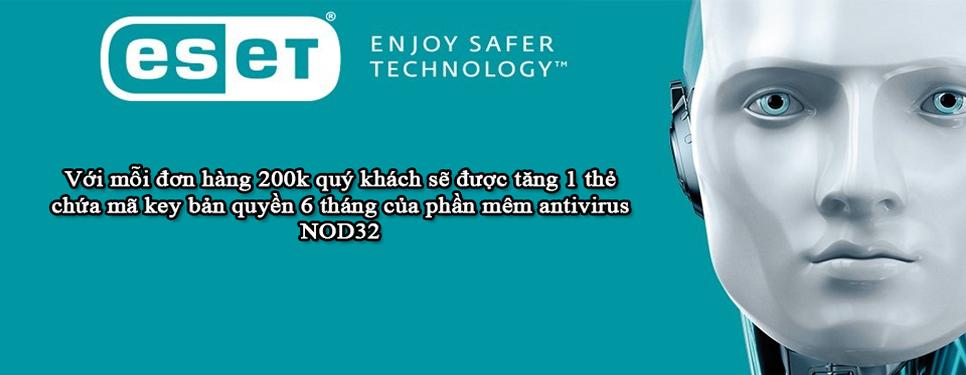 Event Tặng Key Bản Quyền NOD32