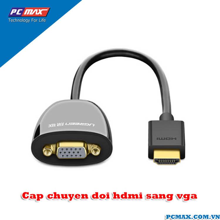 cáp HDMI sang VGA không Audio