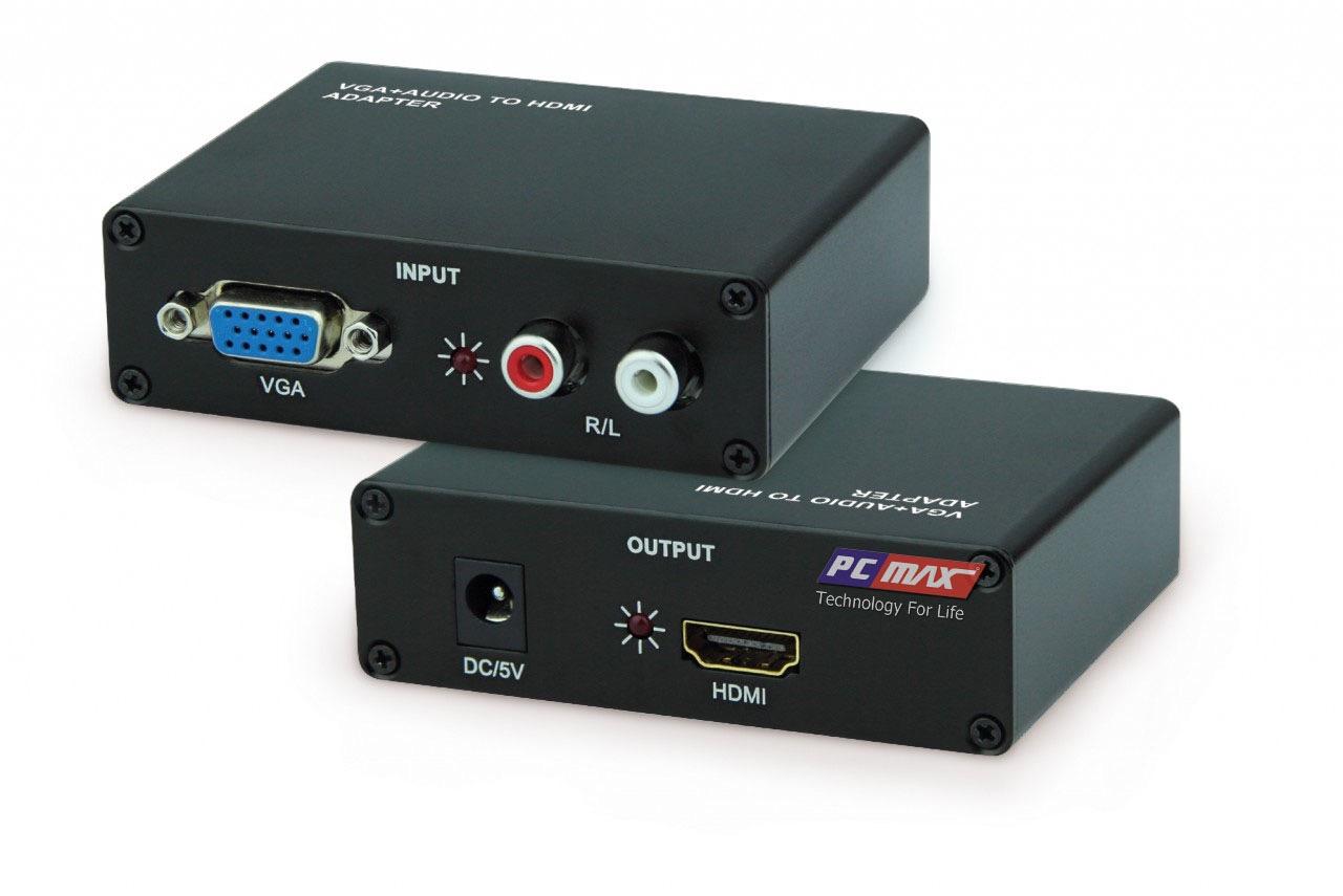 Bộ chuyển VGA ra HDMI