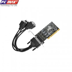 Card PCI to 4 cổng com RS232 box