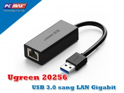 Cable USB 3.0 to LAN Ugreen 20256 chuẩn Gigabit