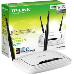 Router wifi chuẩn N 300Mbps TP Link TL WR841N