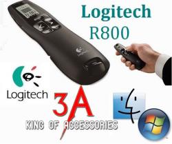 Bút trình chiếu Logitech R800 - Bút chỉ slide cao cấp chính hãng